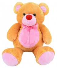 Orange Color Teddy Bear