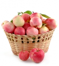 Full Basket of Apple