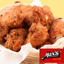 Max's Family Chicken Basket (20 pcs)