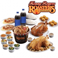 Epic Christmas Feast By Kenny Rogers - 4 to 8 person