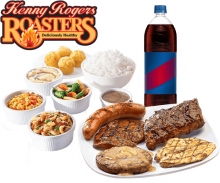 All Grilled Group Meal By Kenny Rogers