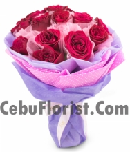 6 Pieces Red Rose Bouquet