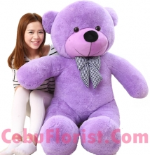 5 Feet Jambo Giant Teddy Bear