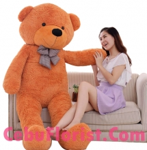 Giant Teddy Bear 6 Feet Tall