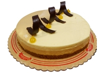 Caramel Mango Mousse Cake by Red Ribbon