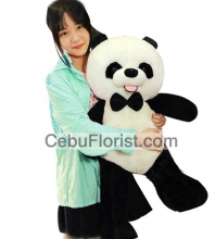 2 Feet Cute Stuffed Panda