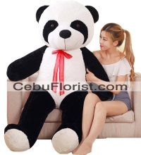 5 Feet Giant Stuffed Panda