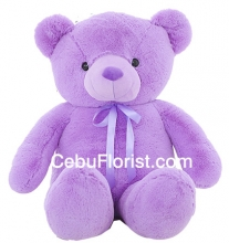Purple Color 18 Inch Teddy Bear