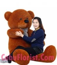 Extra BIG Beautiful 6 feet Teddy Bear