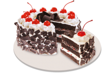 Black Forest Cake by Red Ribbon
