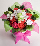 Fresh Assorted Flowers Bouquet