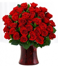 48 Red Roses Sweet Inspiration