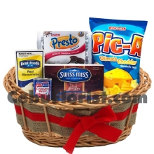 Merry Christmas Gifts Basket